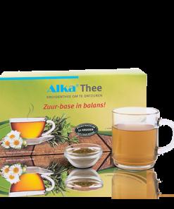 Пиенето на Чай Alka ® Tea активно стимулира освобождаването от натрупаните киселинни отпадъци. Той подпомага изхвърлянето на излишните телесни течности и подобрява обмяната на веществата.