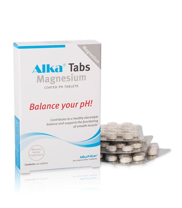 Таблетки Аlka® Tabs с Магнезий