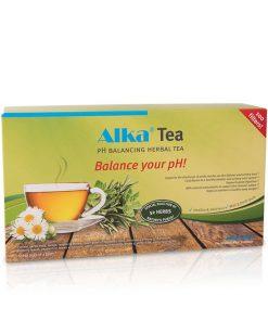 Чаят Alka® Tea подобрява циркулацията на течностите в тялото.