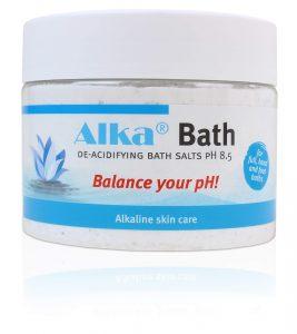 соли за вана alka bath