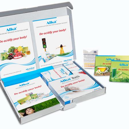 Приемът на капки Alka®Drops и таблетки Alka® Tabsще увеличи нивата на бикарбонатни буфери, които организма ползва за неутрализиране на излишните киселинни отпадъци.