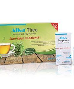 Алкализирване на тялото Комбиниран Alka® пакет – Tea & Drops