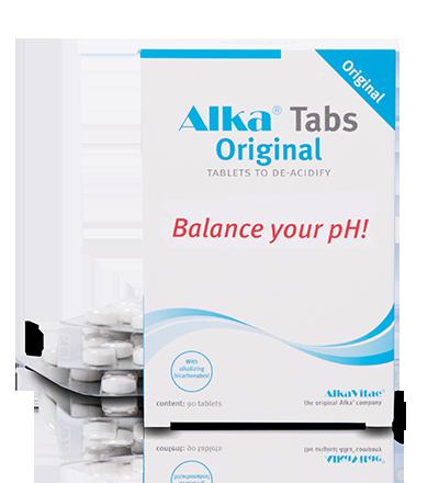 ph баланс алкализиращи таблетки Alka® Tabs Original