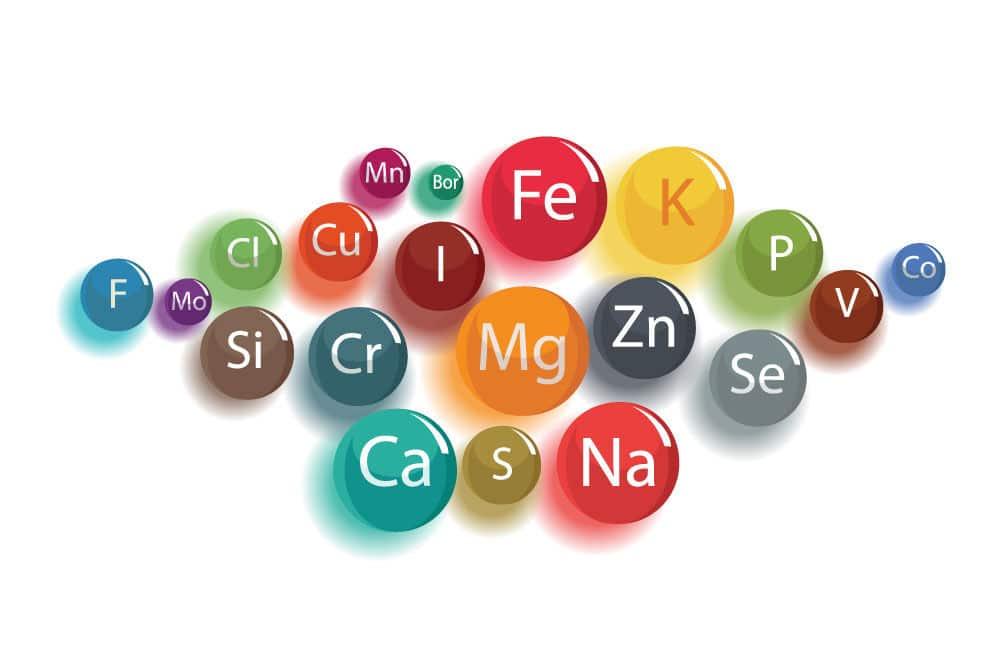 Алкални минерали и микроелементи