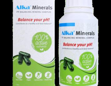 Alka® Minerals pH Балансиращ Минерален Комплекс