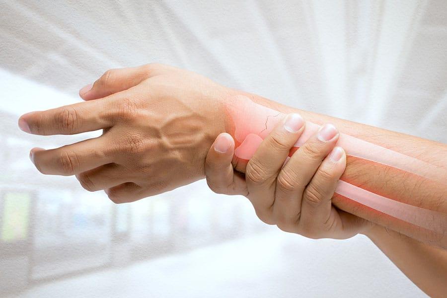 Алкалната вода при лечение на артрит