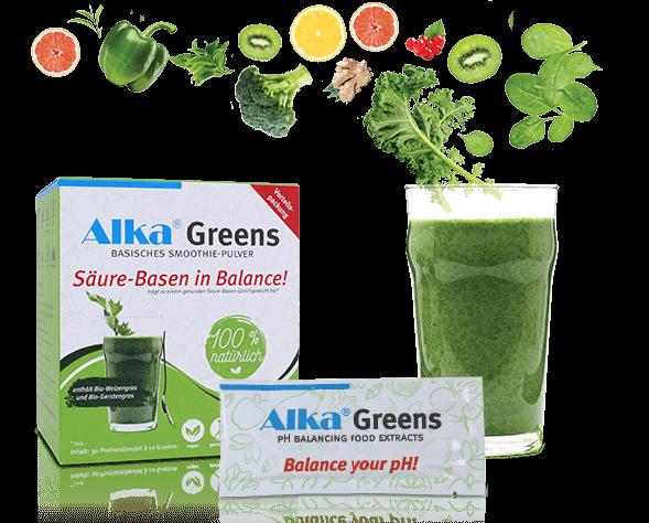 Силен имунитет Хранителна добавка Алка Грийнс