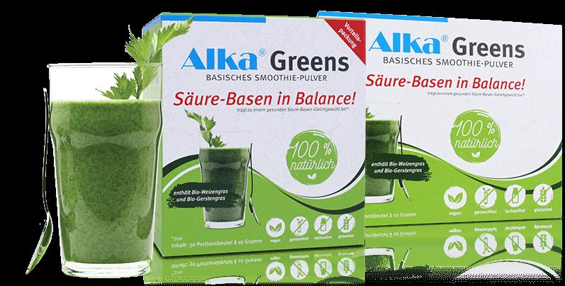 Хранителна добавка Alka® Greens