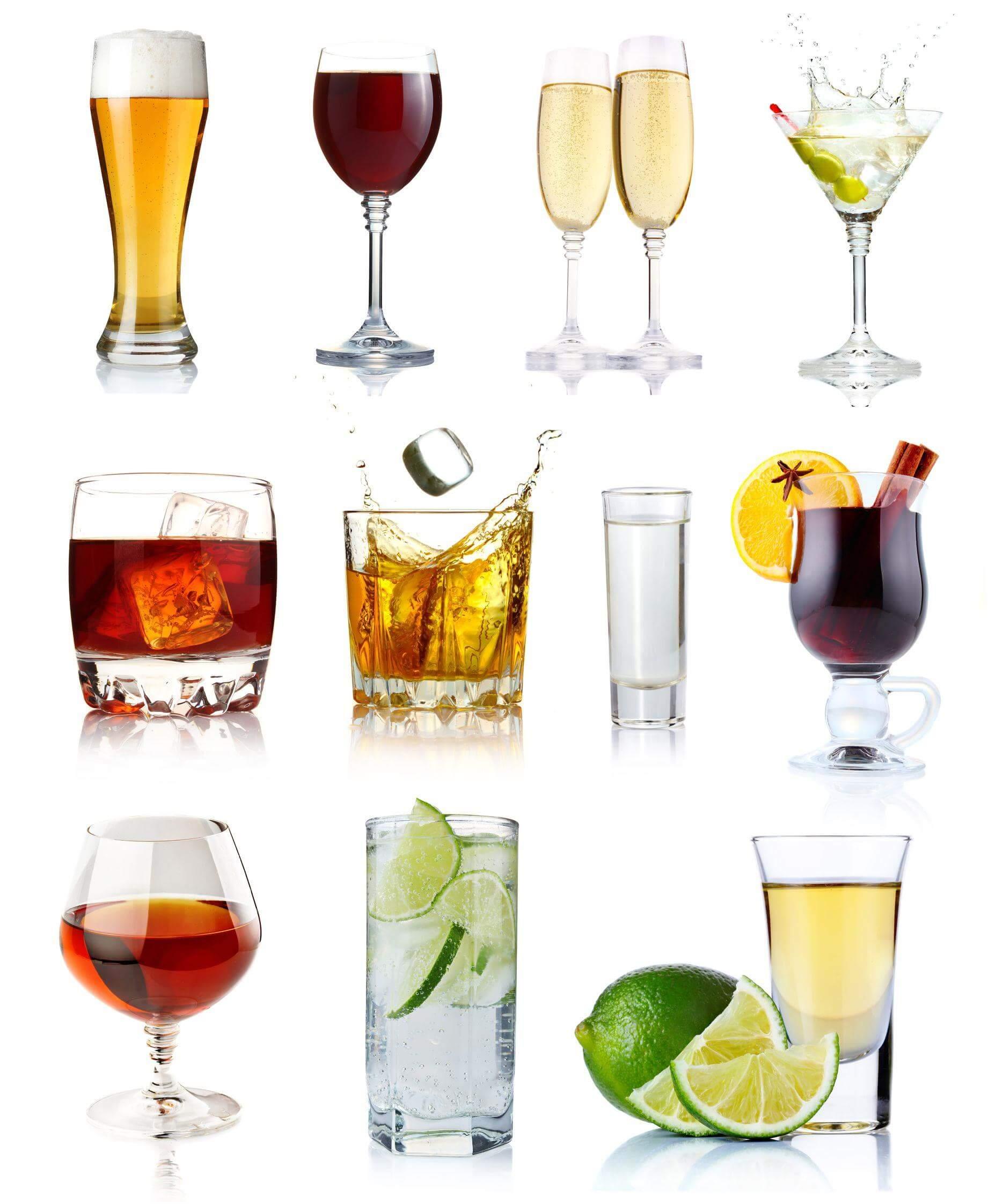 ph баланс и алкохол