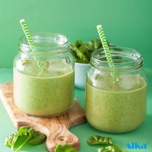 Енергийно зелено смути | Alka®